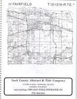 Map Image 024, Sauk County 1983